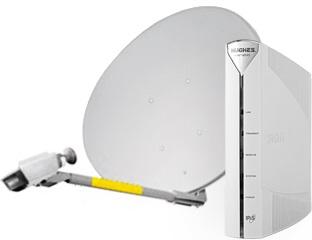 Комплект «Спутниковый интернет» №1