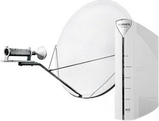 Комплект «Спутниковый интернет» №2